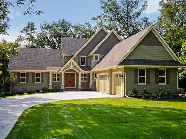 Cornerstone Homes LLC Interior Decorator Gallery Item